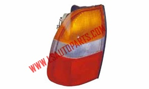 L200'95 TAIL LAMP YELLOW/RED