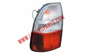 L200'95 TAIL LAMP WHITE/RED
