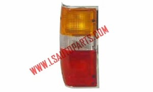 L200'87 TAIL LAMP CHROEMD