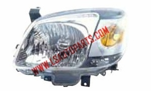 BT50'07 HEAD LAMP