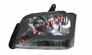 S10'04-'07 HEAD LAMP GREY