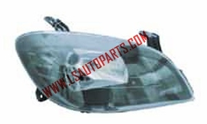 CELTA'06 HEAD LAMP GREY
