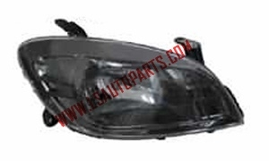 CELTA'06 HEAD LAMP BLACK