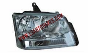 S10'04-'07 HEAD LAMP WHITE