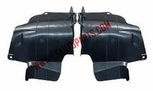 ROEWE 350'12 FRONT MUD GUARD