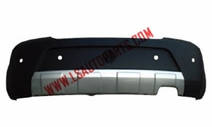 MG3'08 REAR BUMPER