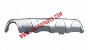 MG3 XROSS REAR BUMPER GUARD