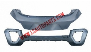 MG3 XROSS REAR BUMPER