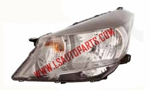 YARIS'14 H/B 5D HEAD LAMP