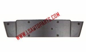 AUDI Q5 FRONT LICENCE PANEL