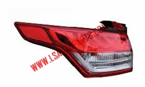 ESCAPE(KUGA)'13 TAIL LAMP(OUTER)