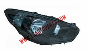 GRAND SIENA'11 HEAD LAMP BLACK