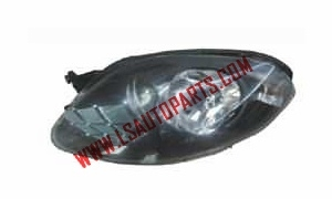 PALIO'12 HEAD LAMP BLACK