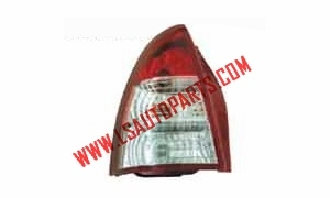 PALIO/WEEKEND ADV'04/WEEKEND'96-'00 TAIL LAMP OUTER