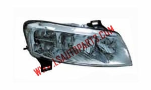 STILO'01 HEAD LAMP INTERIOR WITH SIGNAL LIGHT(WHITE)