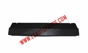 FIAT FIORINO PICKUP REAR BUMPER CENTER