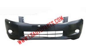 ACCORD'08 FRONT BUMPER W/S HOLE