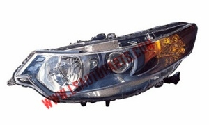 Accord Euro/Spirior'09-'11 HEAD LAMP(USA TYPE)