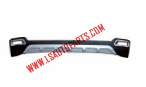 HIGHLANDER'12 REAR BUMPER GUARD ASSY