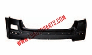 HIGHLANDER'12 REAR BUMPER