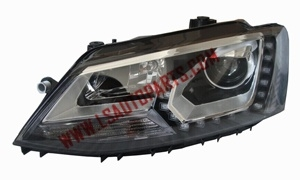 JETTA 2012 LED HEAD LAMP