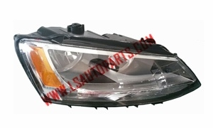 JETTA 2012 USA MODEL HEAD LAMP