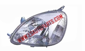 VITZ YARIS'03-'04 HEAD LAMP
