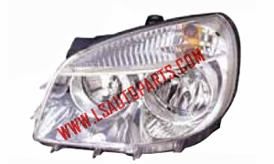 DOBLO'05-'09 HEAD LAMP