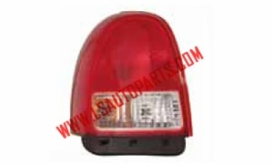 CHEVY C3'09 TAIL LAMP 3D