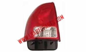 CHEVY C3'09 TAIL LAMP 4D