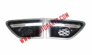 RANGE ROVER SPORT'09 SIDE VENT BLACK