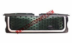 RANGE ROVER SPORT'09 GRILLE ALL BLACK