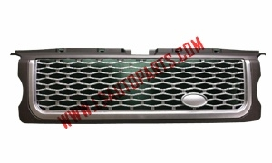 RANGE ROVER SPORT'09 GRILLE SILVER