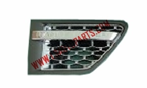 RANGE ROVER SPORT'09 SIDE VENT CHROME