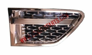 RANGE ROVER SPORT'09 SIDE VENT ALL CHROME