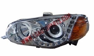 Honda HR-V'05  5D WHITE  HEAD LAMP LED