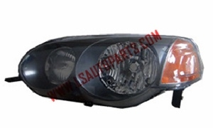 Honda HR-V'05  5D HEAD LAMP BLACK
