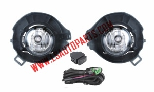 NAVARA'08-'11 H11-12V 55W FOG LAMP KIT