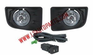 D-MAX'12 HB4-12V 55W FOG LAMP KIT