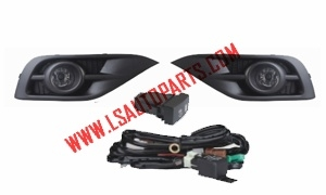 CRV'12 H11-12V 55W FOG LAMP KIT