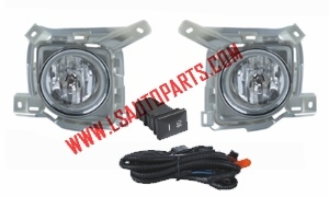 LAND CRUISER'12 H16-12V 19W FOG LAMP KIT