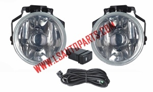 PANTHER 2005 H3-12V 55W FOG LAMP KIT
