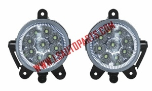 LADA PRIORA FOG LAMP KIT LED