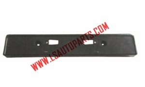 LAND CRUISER PRADO'14 LICENSE BOARD