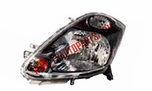 PASSO'04-'06 HEAD LAMP(BLACK)