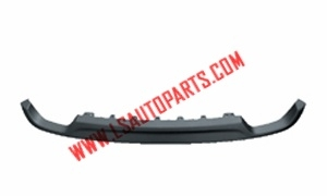 SONATA'14 REAR  BUMPER COVER BOARD 2 HOLE
