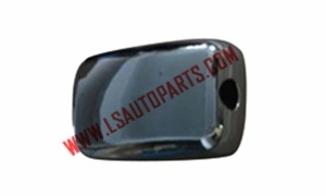 MAZDA TRUCK MIRROR COVER CHROMED