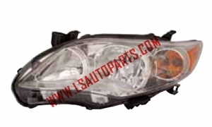 COROLLA USA '10-'13 HEAD LAMP