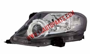 FORTUNER '11 HEAD LAMP  ELECTRIC