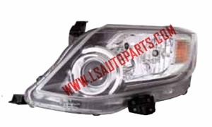 FORTUNER '11 HEAD LAMP RHD